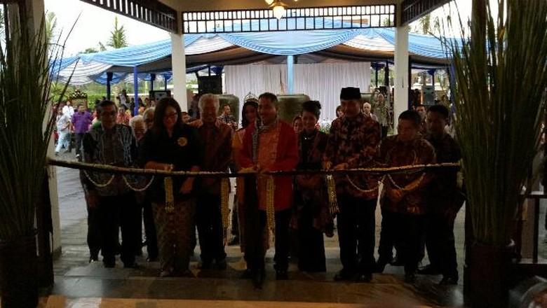 Menpar Arief Yahya resmikan El Royale Hotel & Resort Banyuwangi (Ardian/detikTravel)