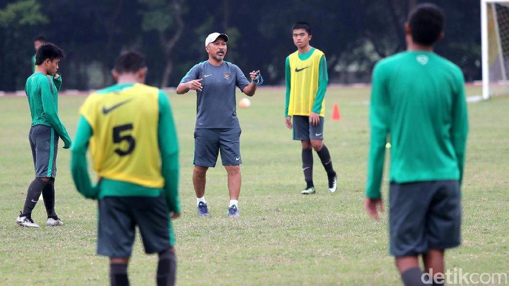Timnas Indonesia U-16 Siap Berjuang di Kualifikasi Piala Asia