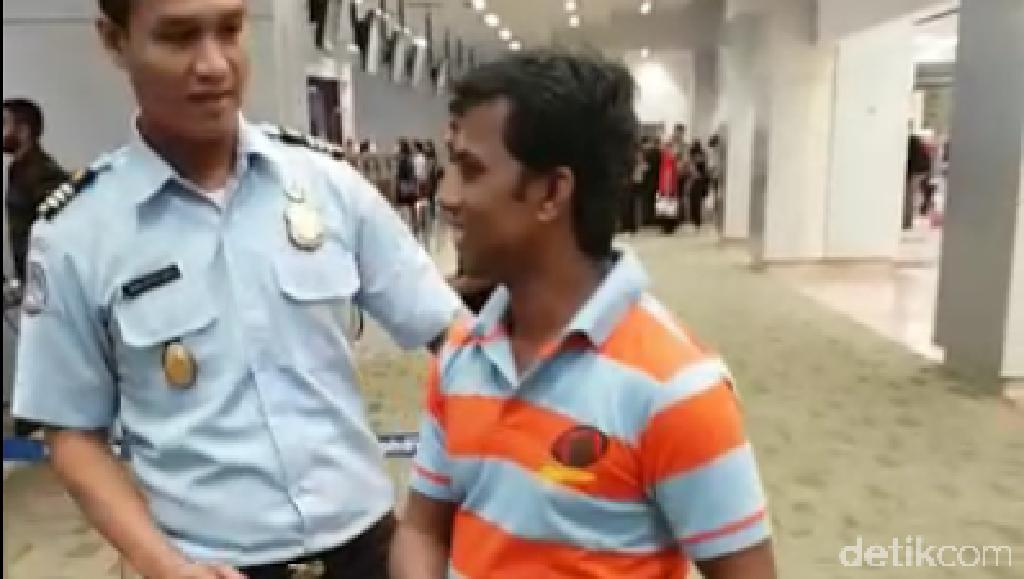 WN Srilanka Dideportasi Imigrasi Surabaya