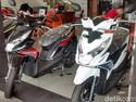 Skutik Jadi Motor Honda Paling Favorit Warga Jakarta-Tangerang