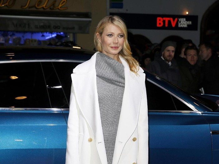 Gwyneth Paltrow klaim cuci usus sangat bermanfaat. Foto: Getty Images