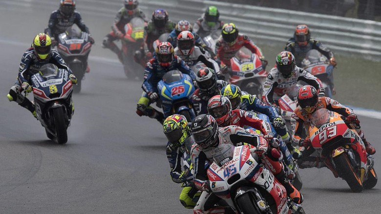 Statistik MotoGP Belanda
