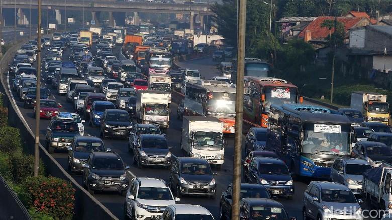 Ada Rp 1,6 Triliun Kendaraan Bermotor Belum Bayar Pajak