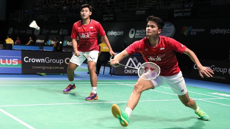 Angga/Ricky Melaju ke Perempatfinal