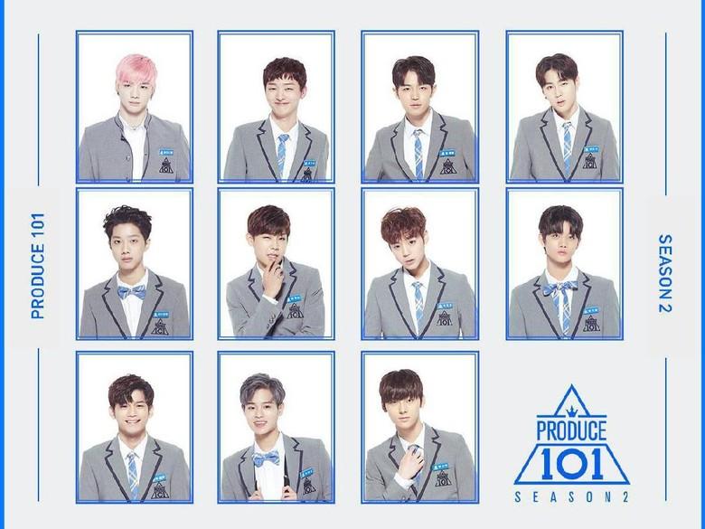Manajemen Bantah Kabar Wanna One Debut Agustus