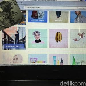 Produk Impor Dominasi Toko Online RI, Ini Sebabnya