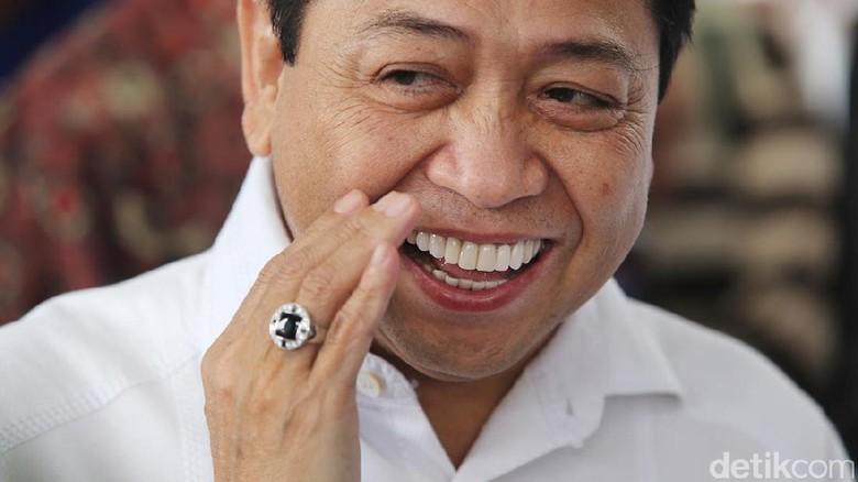 Lika-liku Nasib Novanto: Ketua DPR, Ketum Golkar, Kini Tersangka