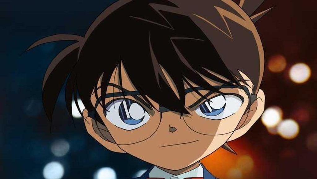 Hore! Komik Detective Conan Capai Episode 1000