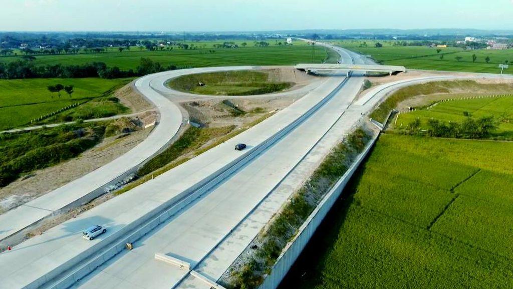 Dampak Pembangunan Infrastruktur Mulai Terasa di Lebaran Tahun Ini