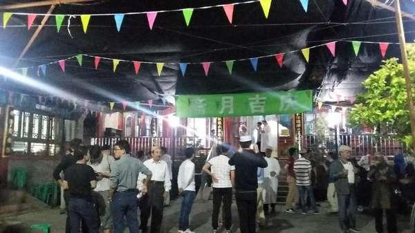 Ramadan Spesial di Pusat Negeri Tiongkok
