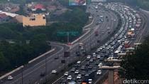Antisipasi Macet Libur Natal, Ini Rekayasa di Tol Jakarta-Cikampek