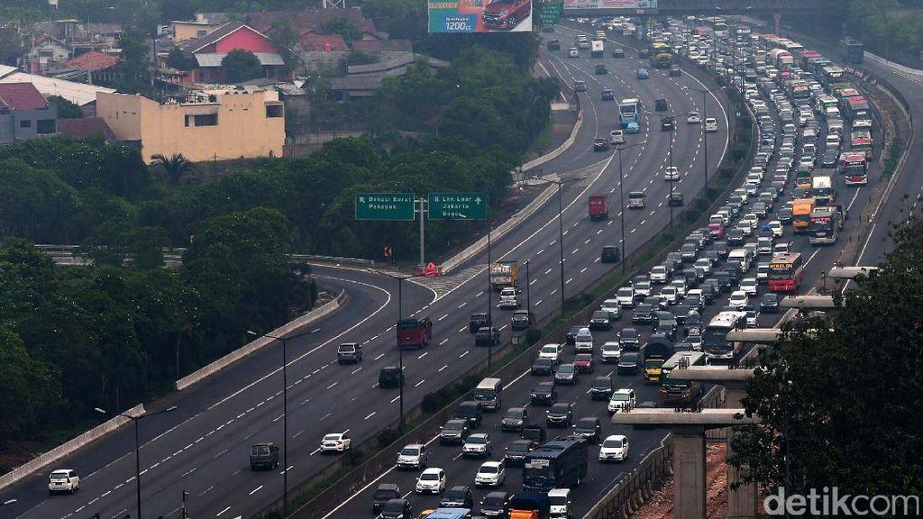 Pembebasan Lahan Tol Jakarta-Cikampek Selatan Belum Juga Dimulai