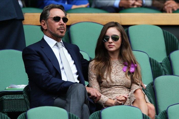 Larry Ellison. Foto: Getty Images