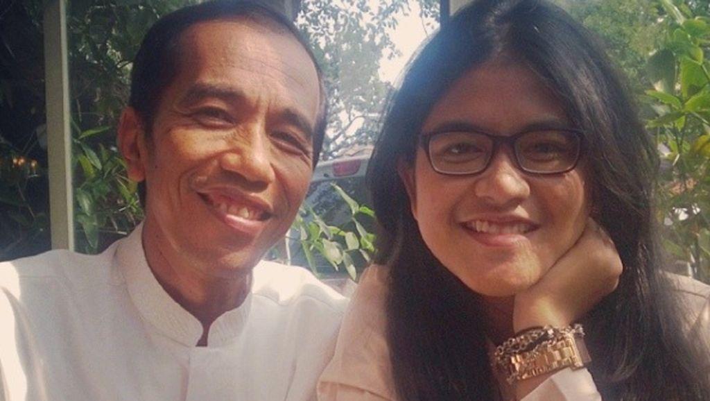 Putri Jokowi Kahiyang Ayu Pamer Cincin, Netizen: Asik Nikah...Nikah!