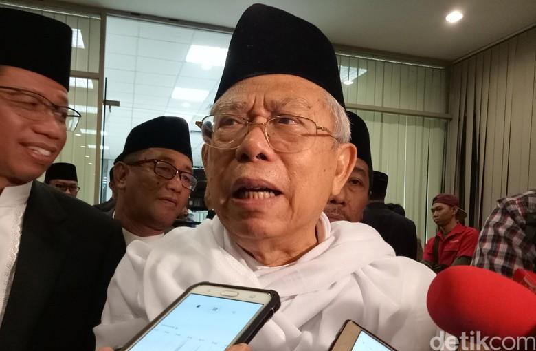 Ketum MUI Soal Reuni Sifatnya - Jakarta Ketum MUI Amin mengkritik rencana Reuni di Amin meminta tak dihidupkan acara seperti itu kemudian menimbulkan kritik