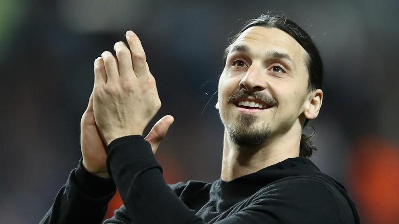 Foto: Zlatan Ibrahimovic (Julian Finney/Getty Images)