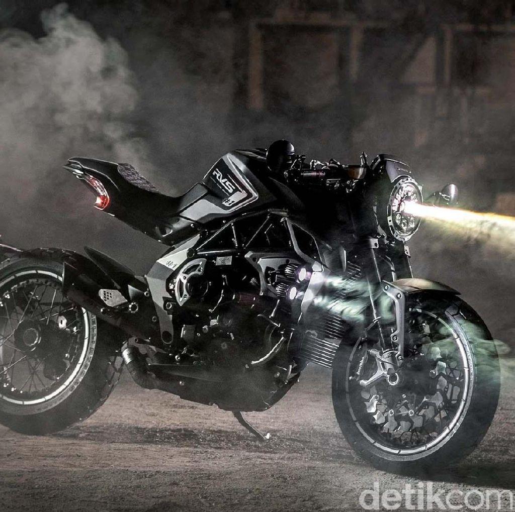 Gagah dan Keren, Motor Scrambler Pertama Buatan MV Agusta