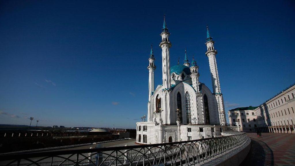 Cara Umat Muslim Merayakan Lebaran di Berbagai Belahan Dunia