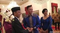 Elektabilitas Jokowi Tertinggi Bila Dipasangkan dengan Figur Militer