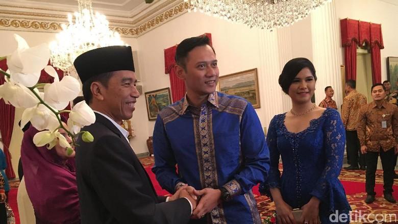 RTK: Dibanding Gatot, Suara Jokowi Lebih Tinggi Jika dengan AHY