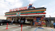 Potret 7-Eleven di Amerika yang Berbeda