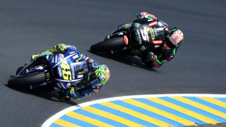 Rossi Bandingkan Zarco dengan Verstappen