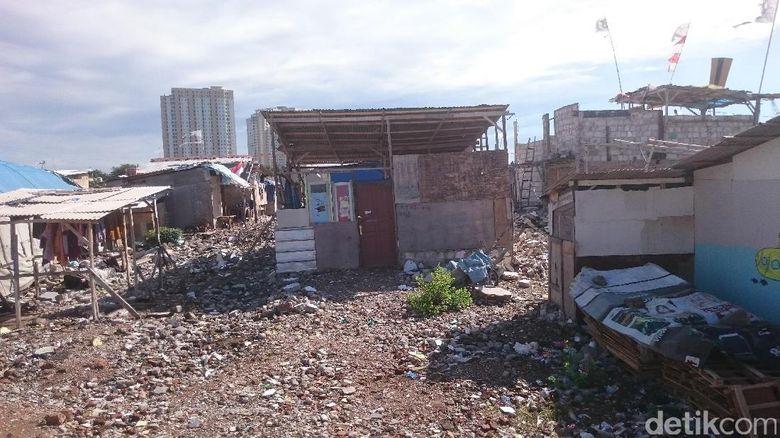 Warga Kampung Akuarium Tagih Legalitas Tanah ke Anies-Sandi