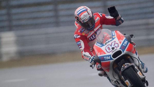 Klasemen MotoGP: Geser Vinales, Dovizioso ke Puncak