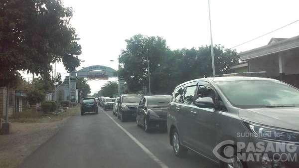 Jalur Alternatif Surabaya ke Kediri Melalui Pare Terpantau Macet