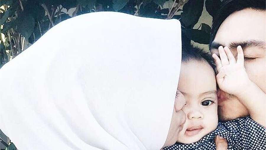 Dari Sakala Hingga Bjorka, Intip Bayi-bayi Lucu Ini Lebaran!