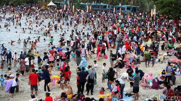 Mendagri dan Mimpi Warga Jakarta Nikmati Pantai Ancol Gratis