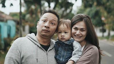 Hiks! Curhatan Ringgo Agus Rahman Saat Bjorka Susah Makan