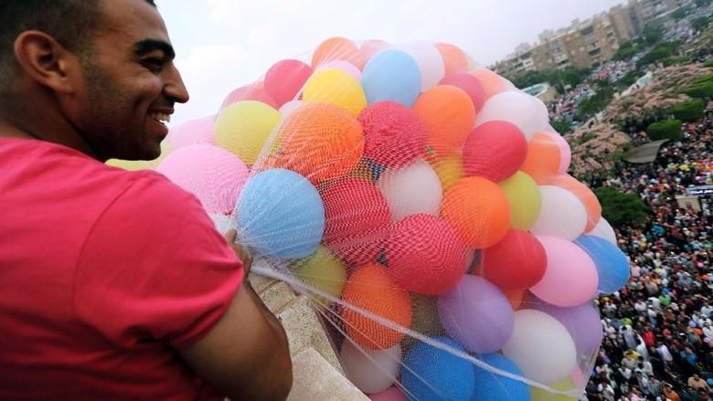 Tabung Gas Tukang Balon di Tangerang Meledak, Sejumlah Orang Luka