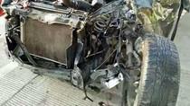Antar Ibu ke RS, Sutikno dan Istri Tewas Setelah Mobilnya Terguling