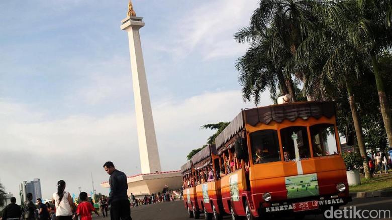 Ibu Kota Pindah ke Kalimantan, Karena Jakarta Terlalu Kuat