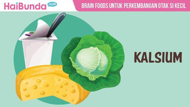 Brain Food Selama Bunda Hamil untuk Perkembangan Otak si Kecil