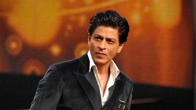 Hadiri Pemakaman Shashi Kapoor, Mata Shah Rukh Khan Berkaca-kaca