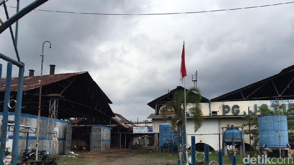 Menengok Pabrik Gula Peninggalan Belanda Berusia 175 Tahun