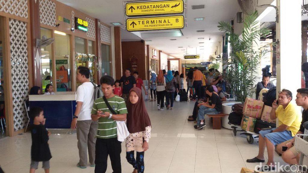Hari Ini, 8 Penerbangan Dari dan Menuju Yogyakarta Batal Berangkat
