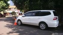 Akhirnya Mobil Tak Bertuan di Depan Kemenkes Diambil Pemiliknya