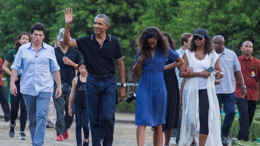 Terima Kasih Obama, Bikin Borobudur Makin Mendunia