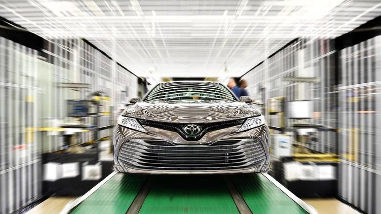 Saluran Bahan Bakar Bermasalah, Toyota Tarik Puluhan Ribu Mobil