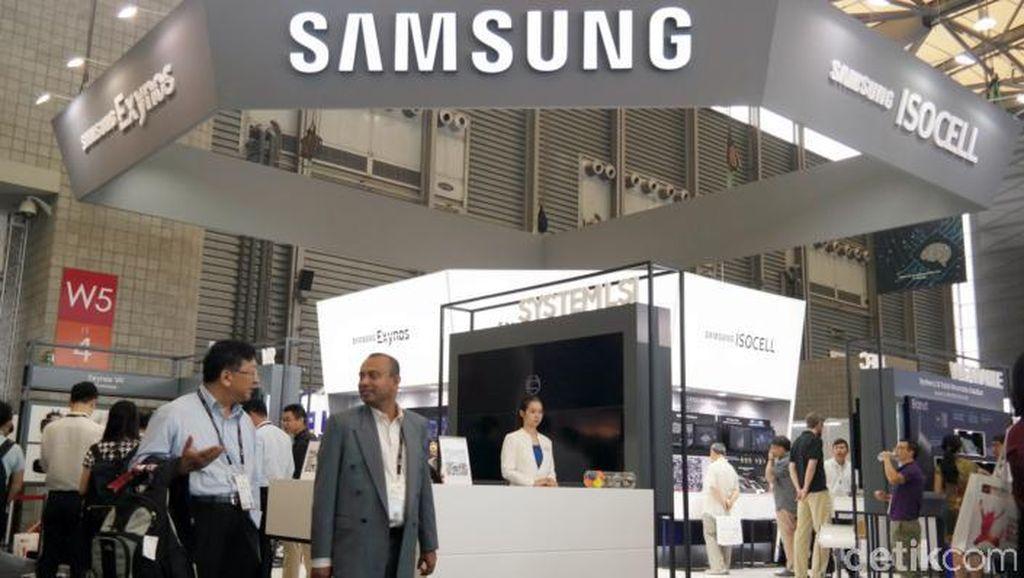 Samsung Rilis Image Sensor Dukung Kamera Ganda