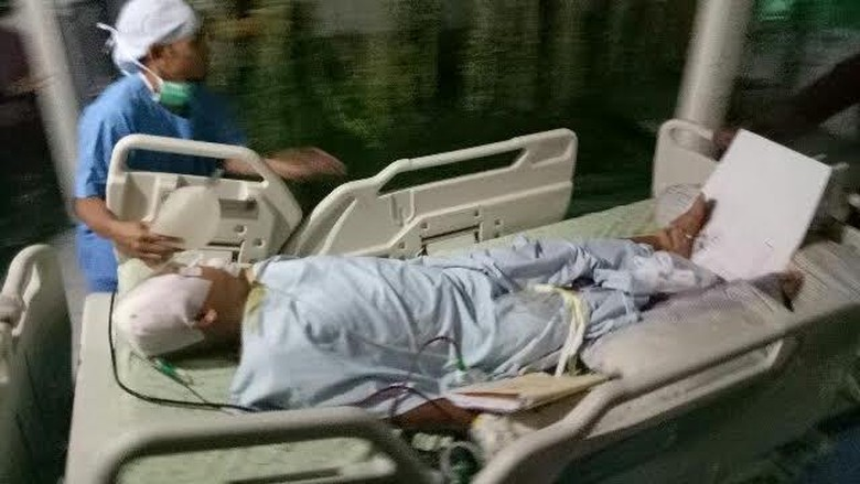 Tertembak di Pelipis, Pegawai Polsek di Banyuwangi ini Selamat