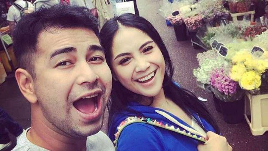 Raffi Ahmad Boyong Nagita Slavina dan Rafathar ke Amsterdam