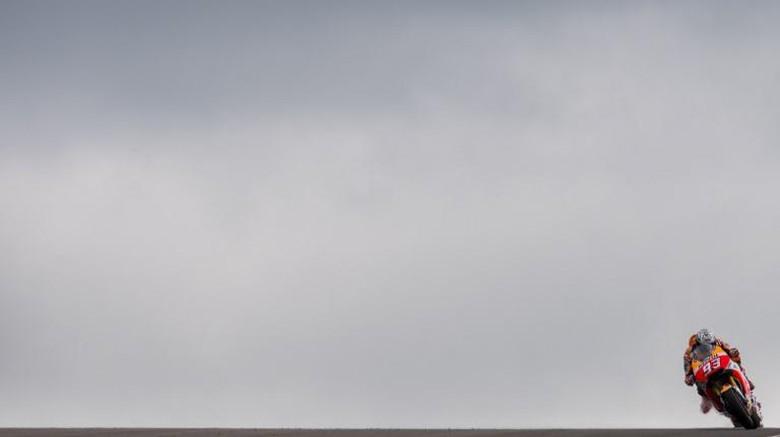 Marquez Raih Pole di Sachsenring