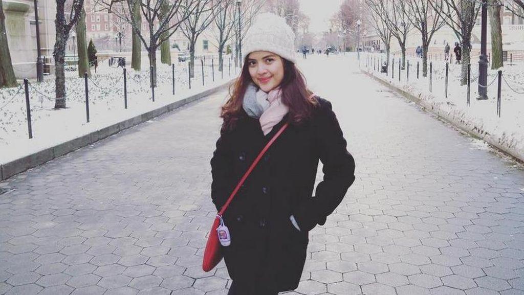 Kuliah S2 di Amerika Serikat, Tasya Kamila Terobsesi Jadi Menteri