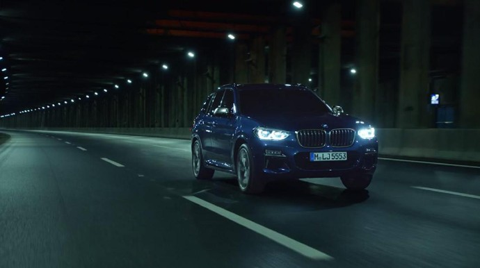 BMW X3 Terbaru Tampil Keren