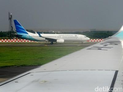 Garuda Indonesia Buka Rute Makassar-Selayar PP