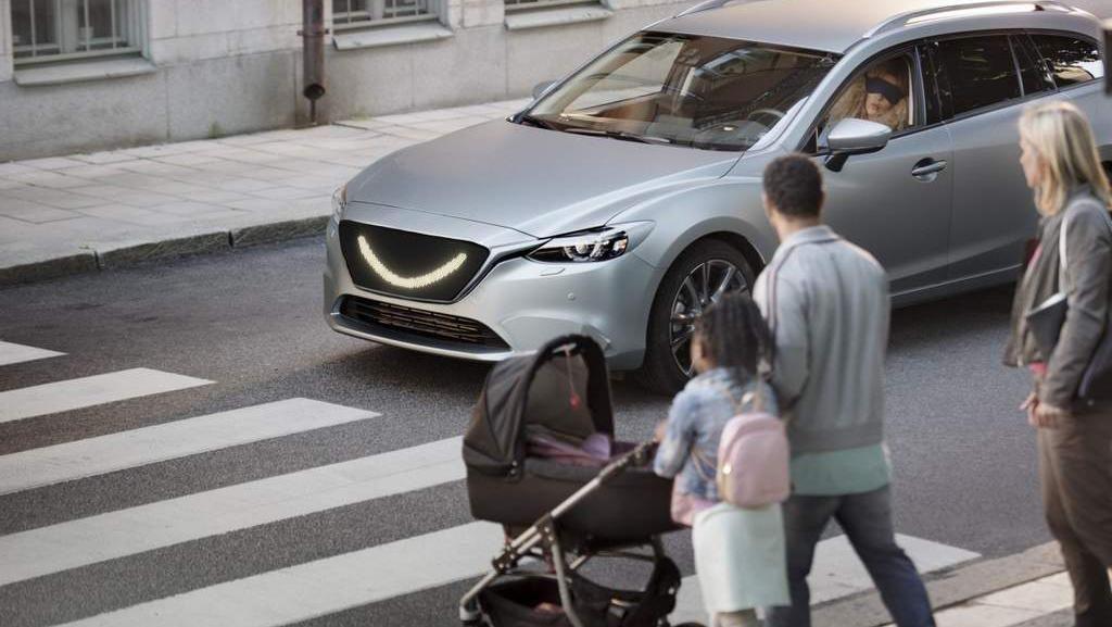 Eropa Wajibkan Semua Mobil Punya Rem Otomatis